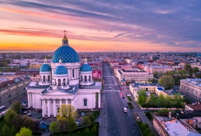 St. Petersburg city guide