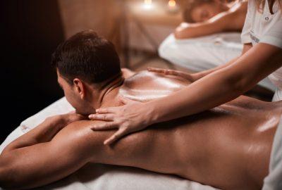 Sensual body massage in studio in Tallinn