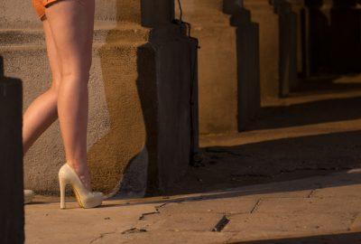 Bern street hooker in sexy hotpants
