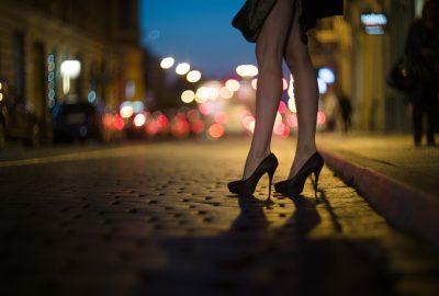 Madrid street hooker in Chueca