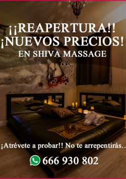 Shiva Massage