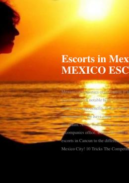 Mexico Escort