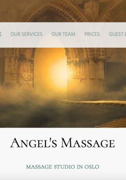 Angel's Massage