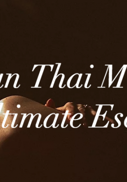 Sangjun Thai Massage