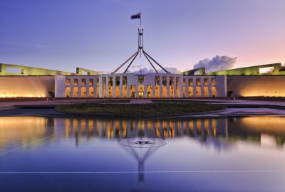 Canberra city guide