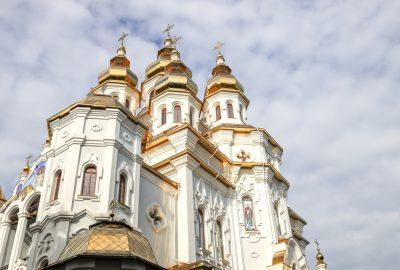 Temple of The Myrrh-Bearers in Kharkiv