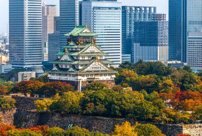 Osaka city guide